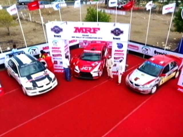 Video : 2016 FMSCI Indian National Rally Championship