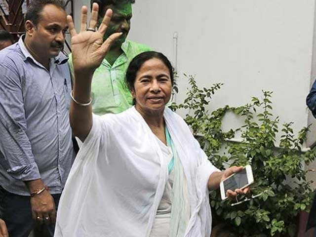 Video : Mamata Banerjee Sets Eyes On Tripura, Left Says 'Depending On People'
