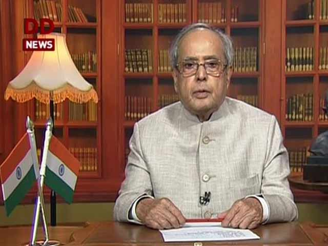 Video : 'Attacks Against Weaker Sections To Be Dealt With Firmly': President