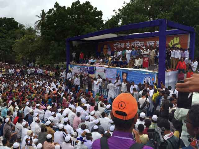 Video : Will Never Remove Dead Cows Again, Vow Thousands Of Dalits In Una