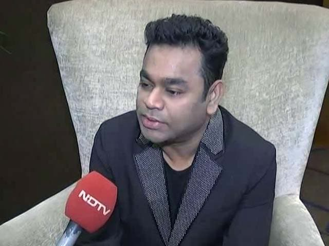 Feels Really, Really Good: A R Rahman on UN Concert