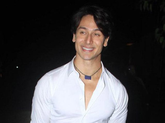 Video : Tiger Shroff To Turn 'Student of The Year'