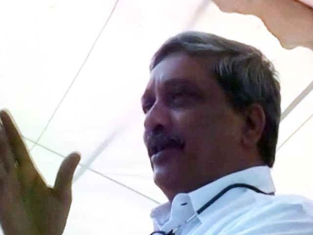 Video : Going to Pakistan Is Like Going to Hell, Says Defence Minister Parrikar