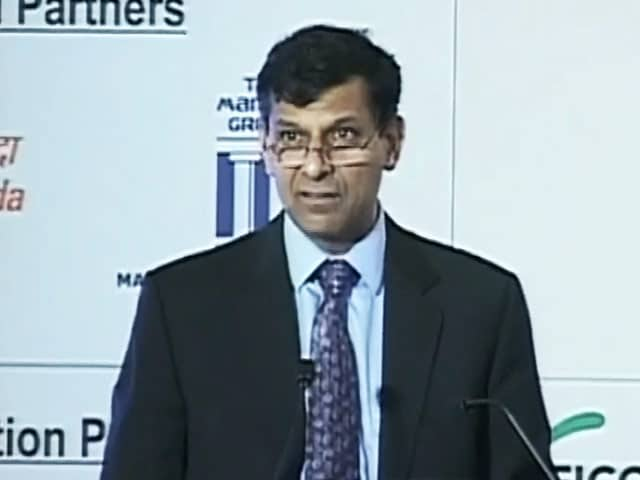 Video : Improve Operational Efficiency Of Stressed Assets: Rajan To Bankers