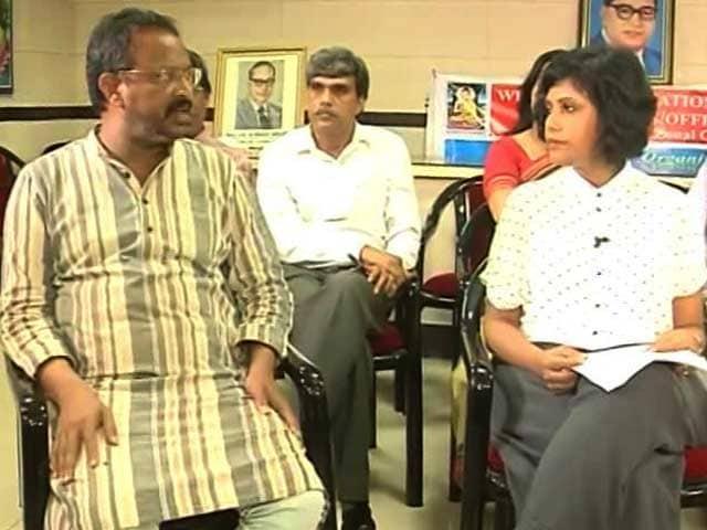 Video : Who Magsaysay Winner Bezwada Wilson Blames For Una Violence