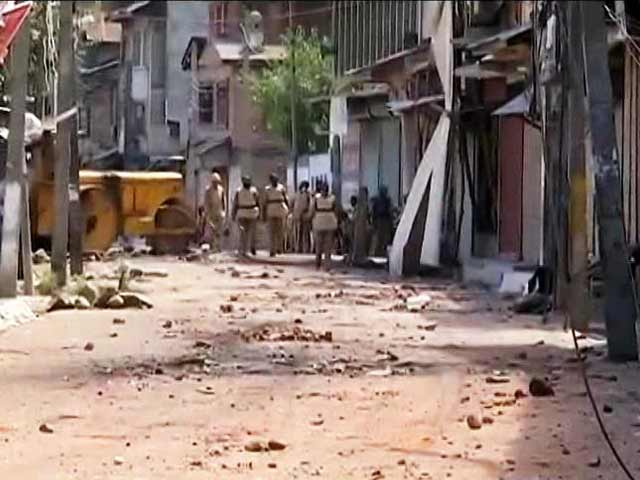 Video : 5 Dead In Fresh Clashes In Kashmir