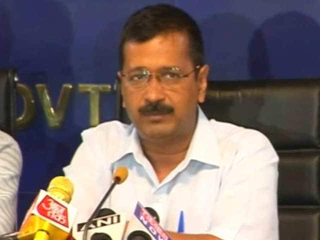 Video : No New Liquor Shops In Delhi This Year: Chief Minister Arvind Kejriwal