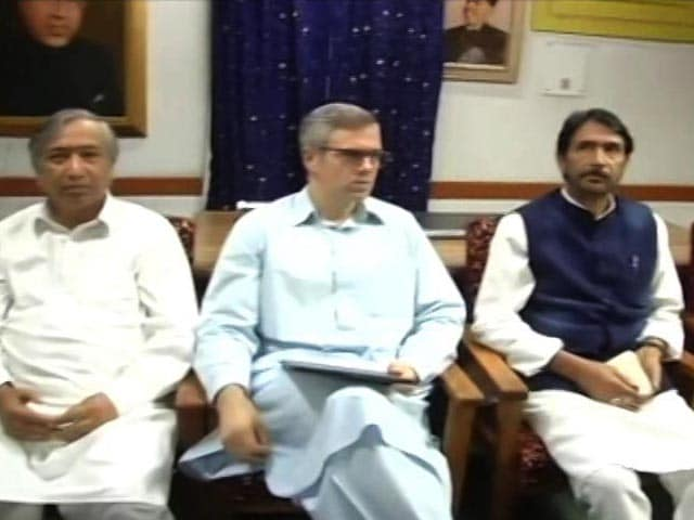 Video : Opposition Parties To Apprise President Of Kashmir Situation