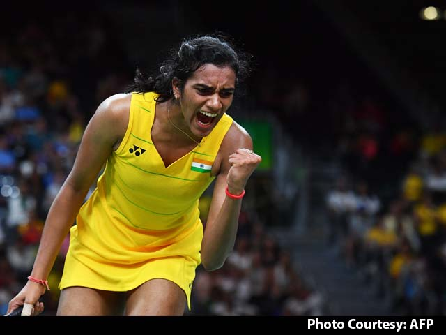 Video : Rio 2016 Badminton: PV Sindhu Storms Into Olympic Final