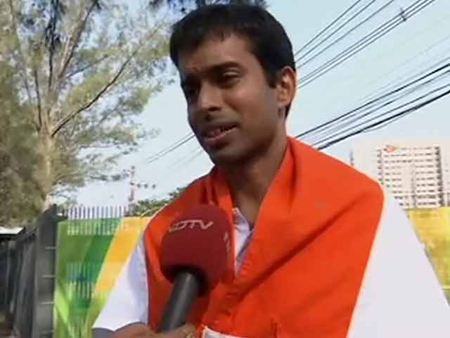 Video : पीवी सिंधु के प्रदर्शन से बहुत ख़ुश हूं : कोच पुलेला गोपीचंद