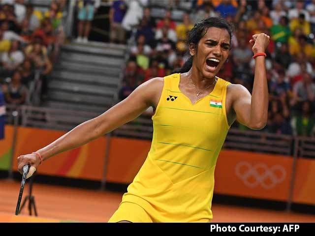Video : On Cloud 9, Says Sindhu, India's Hero, After Making History