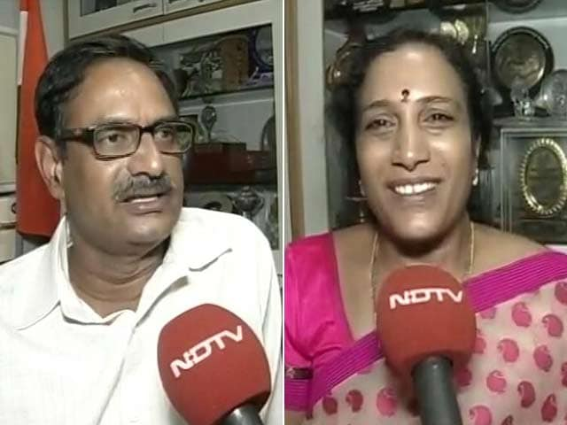 Video : This Is Not The End, Still A Long Way To Go: PV Sindhu's Parents to NDTV
