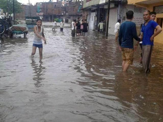 Video : मध्य प्रदेश : सतना और रीवा में बाढ़ से बुरा हाल