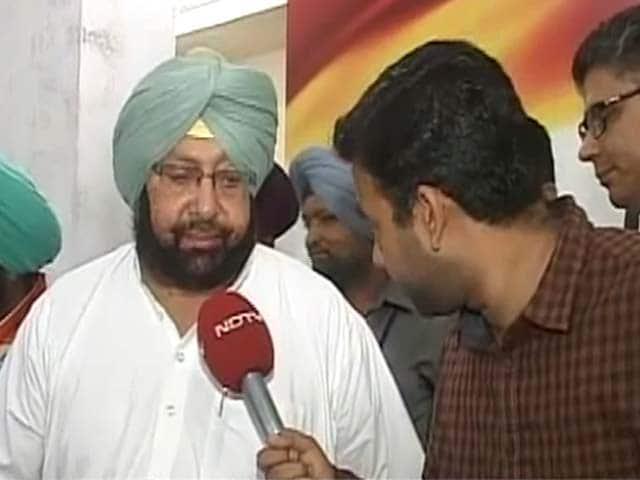 Videos : नवजोत सिंह सिद्धू के लिए कांग्रेस के दरवाजे खुले हुए हैं : अमरिंदर सिंह