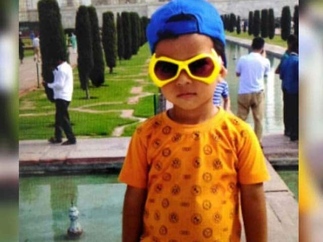 Video : 3-Year-Old In Delhi Run Over By School Van That Dropped Him Home