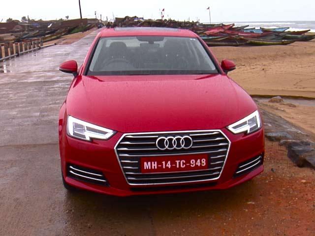 New-gen Audi A4 1.4 TFSI Teased