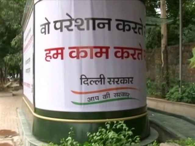 Video : Kejriwal Government Accused By Top Auditor Of Using Public Money To Promote AAP