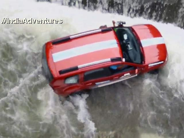 Video : India Adventures: The All-New Reality – Adventure Series