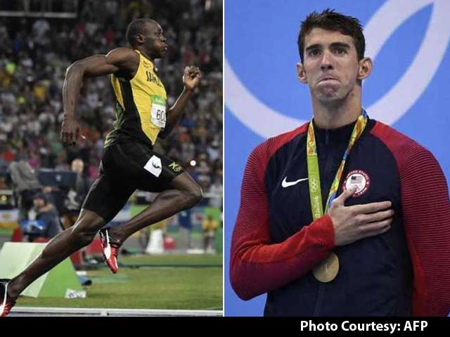 Video : Usain Bolt vs Michael Phelps: Who is The Greatest Olympian Ever?