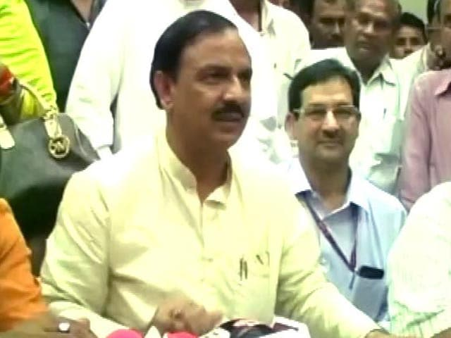 Video : 'No Skirts': Have Daughters, Wouldn't Force Ban, Says Minister Mahesh Sharma