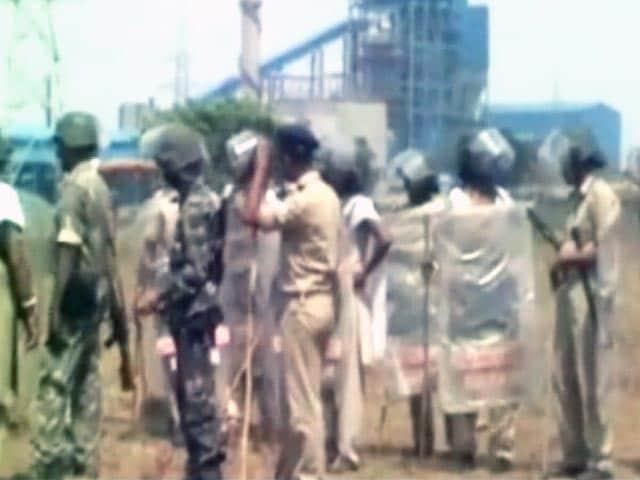 Videos : रामगढ़ के इनलैंड पावर प्लांट में पुलिस फायरिंग, दो की मौत