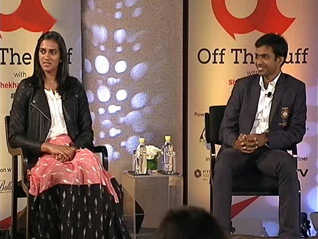 Shekhar Gupta in Conversation With PV Sindhu And Pullela Gopichand
