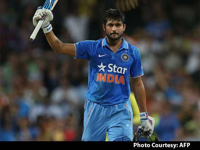 India A Go Down by a Single Run in Thrilling Clash vs Australia A