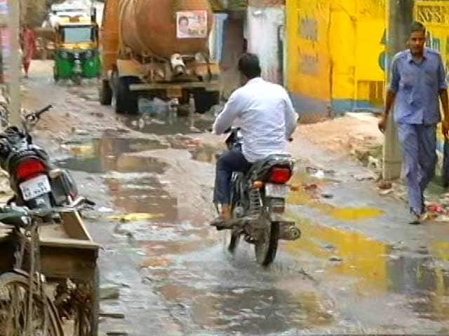 Video : Monsoon Mayhem: Who Is Responsible For The Civic Mess In Delhi