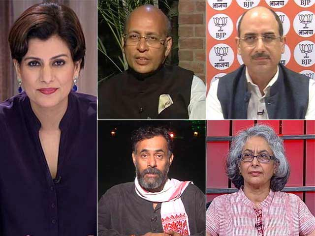 Video : Vadra Deal Back To Haunt The Congress?