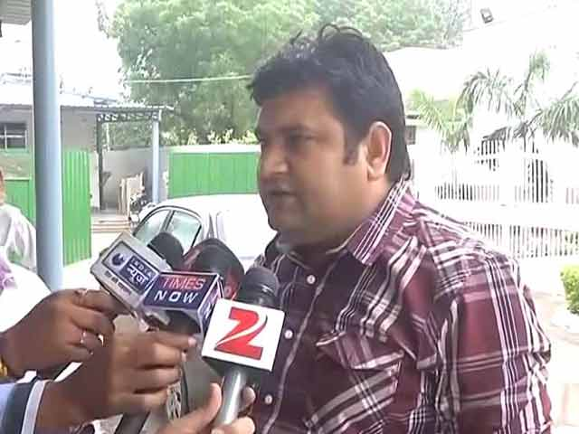 Video : Forever AAP's Soldier, Says Sandeep Kumar, Sacked Over Alleged Sex Scandal