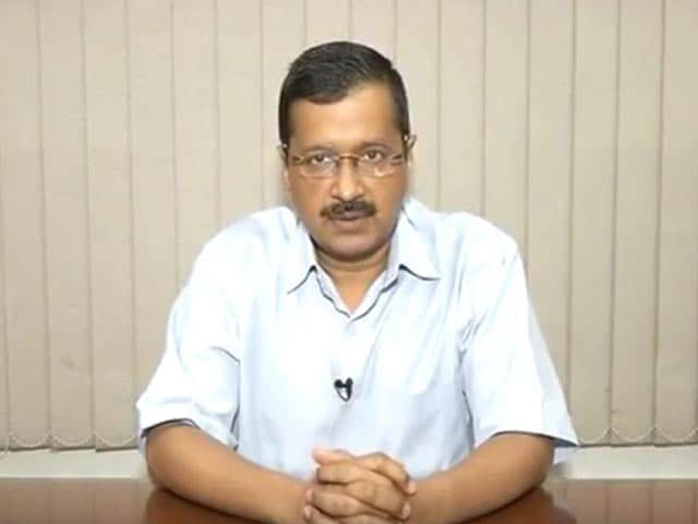 Video : He Betrayed Us: Arvind Kejriwal On Minister Sacked Over Sex Video