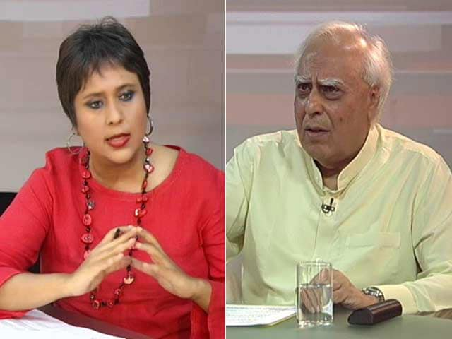 Video : 'This Is A Fight To Decide Who Is A True Hindu': Kapil Sibal On Rahul Gandhi Vs RSS