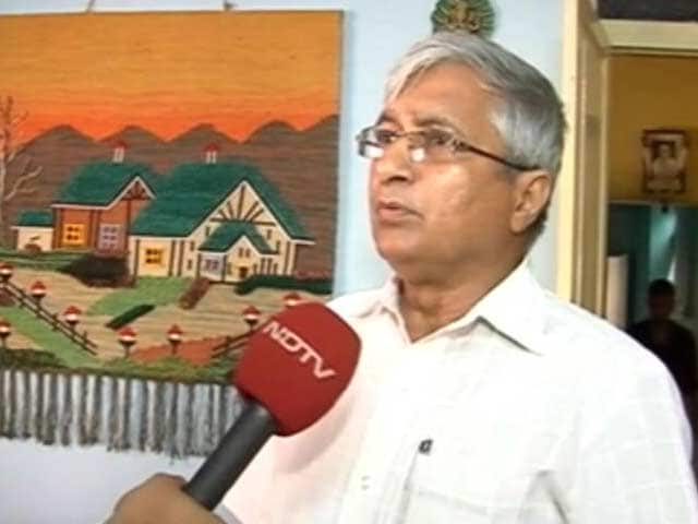 Video : Manohar Parrikar Planned My Removal, Says Sacked Goa RSS Chief