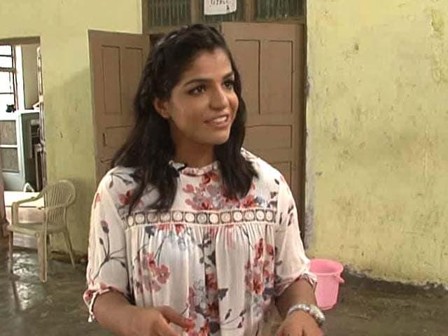 Video : Sakshi Malik Reveals How Wrestling Caught Her Attention