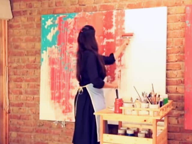 Video : Of Surreal Art