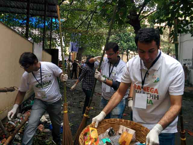 Video : A Look At Mumbai's JJ Hospital Complex After The Clean-Up Drive
