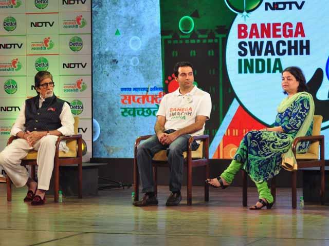 Video : गंदगी फैलाने वालों को भी साफ-सफाई के लिए प्रेरित करें- अमिताभ बच्चन