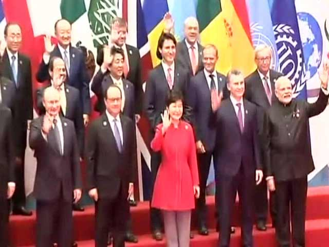 Video : PM Modi Raises Black Money, Tax Evasion At G20