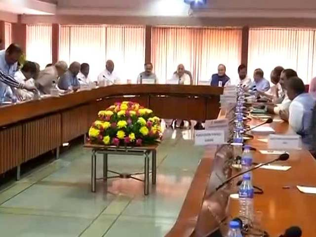 Video : Talks With All Stakeholders, No Compromise On National Sovereignty: Kashmir Resolution