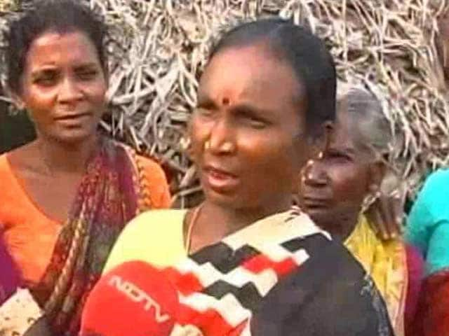 Video : Underwhelmed By Cauvery Water Release, Farmers In Tamil Nadu Migrate To Cities