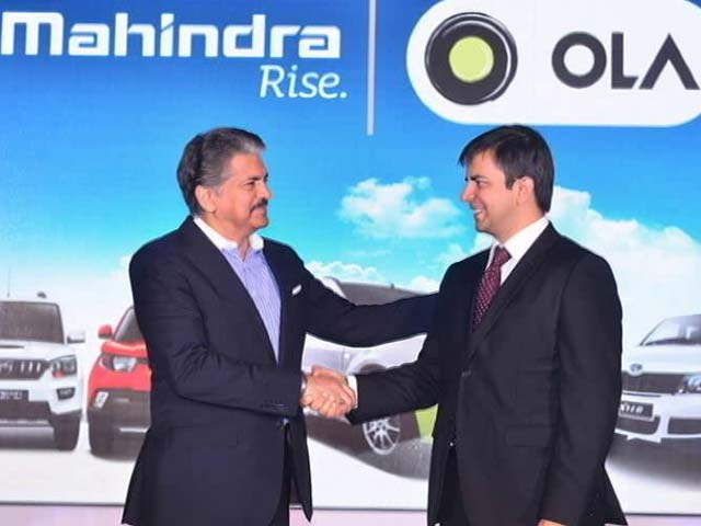 Video : Mahindra Eyes Rs 2,600 Crore Incremental Revenue From Ola Tie-Up