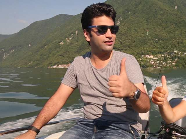 Chef Kunal Kapur On Swiss Delicacies
