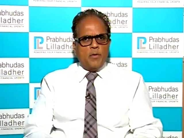 Video : Bullish On Reliance Infrastructure: Dillip Bhat