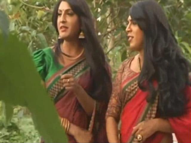 Video : Transgenders Turn Models For Kerala Designer