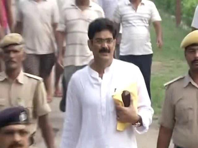 Video : Freed After 11 Years, Shahabuddin Of Lalu's Party Jabs At Nitish Kumar