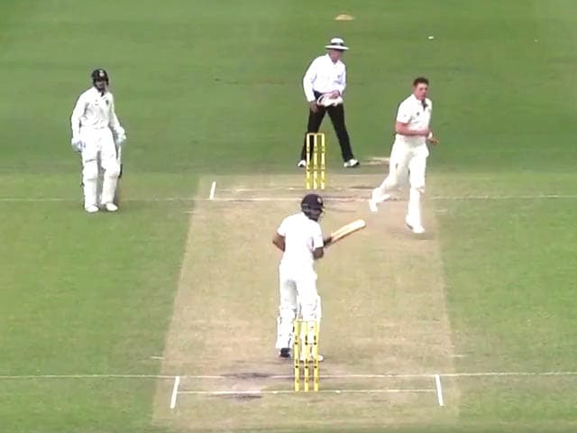 Video : Australia A Require 100 Runs, India Need 6 Wickets