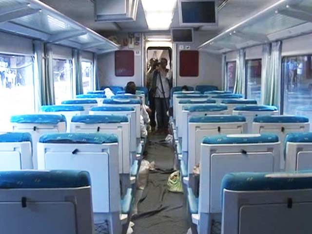 Video : No Time To Talgo Yet: Superfast Train May Take Slow Route To India