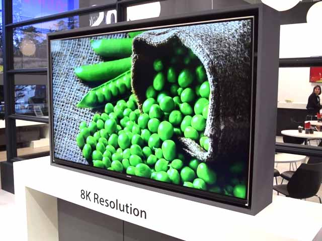 Video : Best Upcoming TV Technology: 4K, 8K, Projection and More