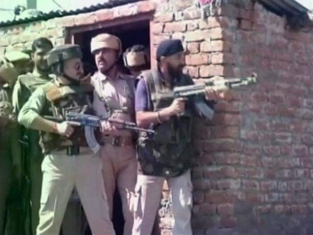 Video : पुंछ में फायरिंग जारी, चार आतंकवादी ढेर