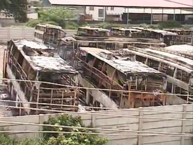 Video : कर्नाटक में हिंसक प्रदर्शन के बाद 16 थाना क्षेत्रों में कर्फ्यू